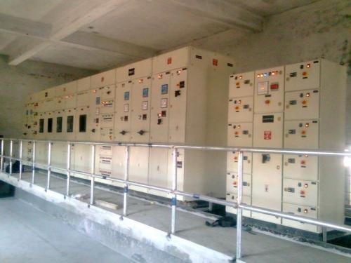 3200A Main PCC Panels + APFC Panels